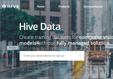 Hive uberise le machine learning