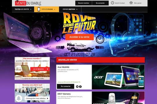 Confidentiel : le site de ventes privées Vente du Diable lève 3,8 millions d'euros