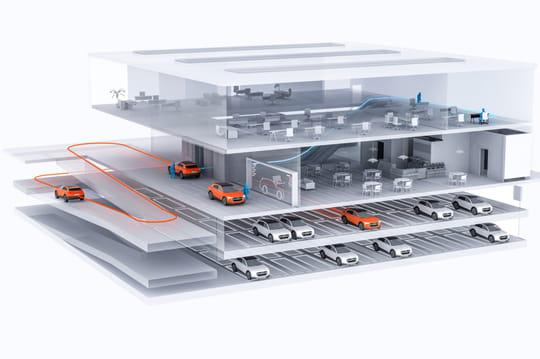 Pour Audi, la voiture est l'avenir de la ville