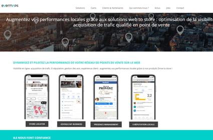 Evermaps lève 5millions d'euros pour développer sa solution de SEO local en Europe