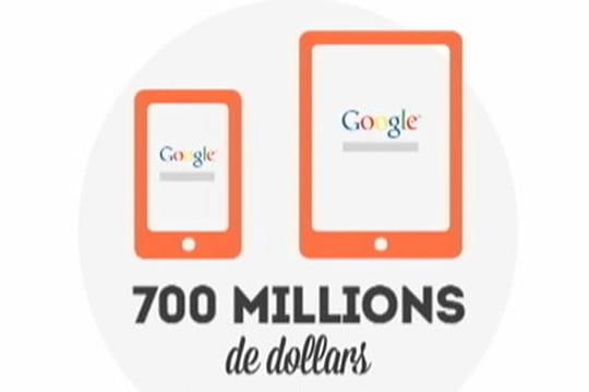 Les meilleurs ennemis Google et Apple