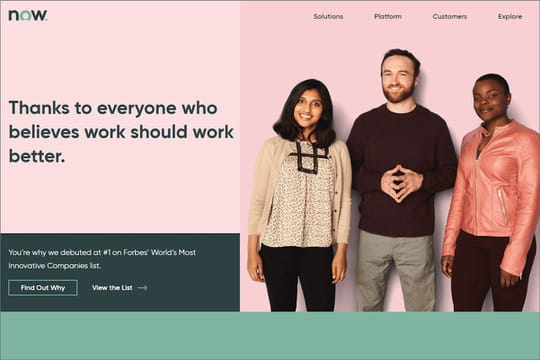 ServiceNow veut faire monter l'IA à tous les étages de l'entreprise