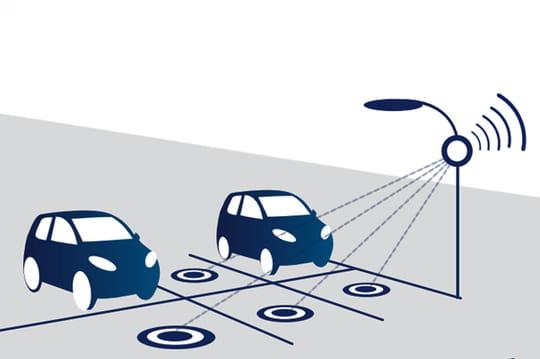 Confidentiel : ParkingMap va rendre intelligents des parkings du RER D