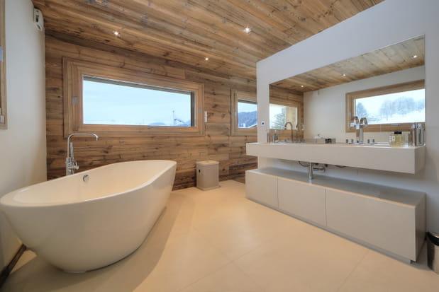 Nombreuses salles de bain
