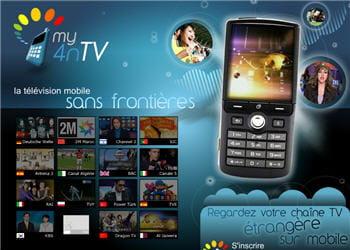 my4ntv, la télévision mobile sans frontières