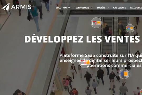 La retail tech Armis se lance à l'international