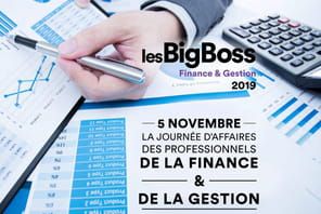 Les BigBoss : participez à la journée Finance & Gestion le 5 novembre 2019