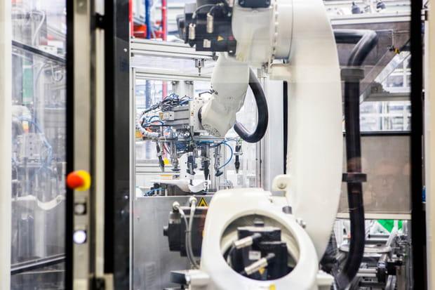 Des robots qui nécessitent une formation spécifique en interne