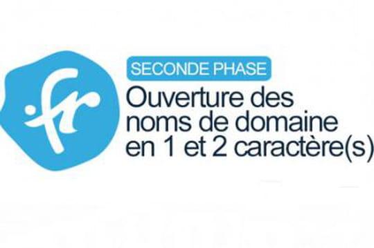 Vous pouvez désormais déposer un nom de domaine en .fr composé d'un ou deux caractères