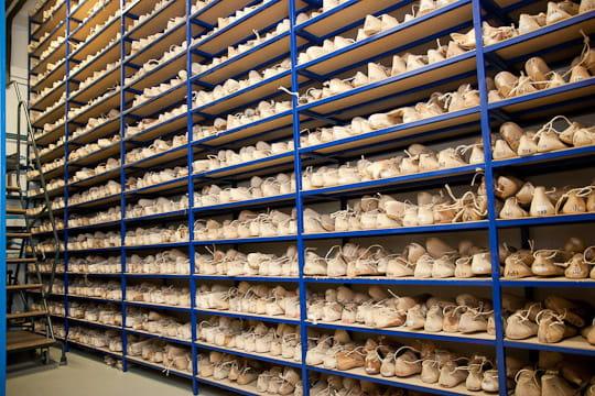 John Lobb : 3000 formes conservées sur place