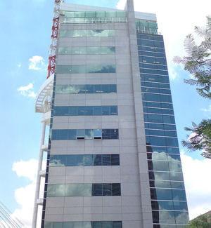 le siège administratif de rede globo à são paulo.