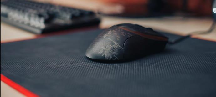 Tapis de souris gamer: pas cher, XL, personnalisé...