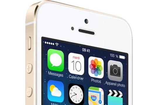 iPhone 5S: la reconnaissance par empreinte digitale déjà piratée