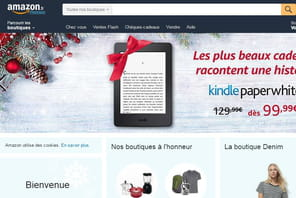 Audience mobile en France : la rentrée a été difficile pour Amazon