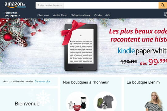 Audience mobile en France: la rentrée a été difficile pour Amazon