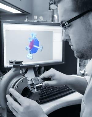 pour travailler avec des imprimantes 3d, il faut avoir des compétences en