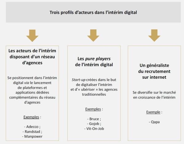 L Intérim Digital Une Mine D Or à Exploiter