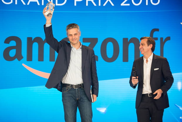 Grand prix des Favor'i : Amazon