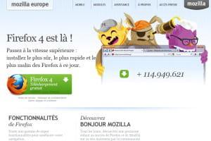 capture d'écran mozilla-europe.org