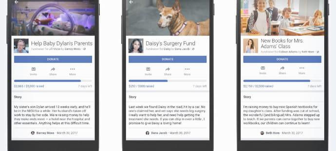 Facebook s'attaque au crowdfunding? Les fintech restent de marbre