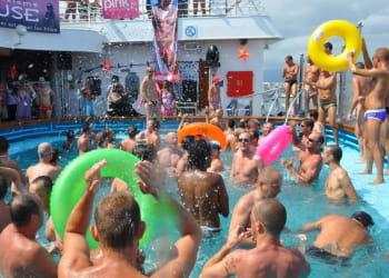 la croisière 100% gay à bord du bleu de france, à partir de 970 euros chez