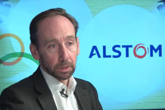 """Fabrice Ramé (Alstom) : """"Nous créons un pôle IoT en Inde, où nous concentrons notre expertise"""""""