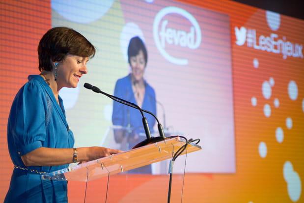 La Secrétaire d'Etat Carole Delga