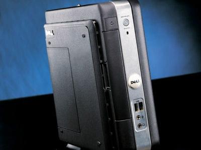 le dell optiplex sx270, présenté en 2003, et équipé d'un processeur pentium 4.