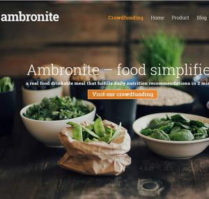 ambronite fournit les besoins énergétiques quotidiens.