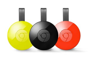 Google remodèle sa clé Chromecast et lance une version audio