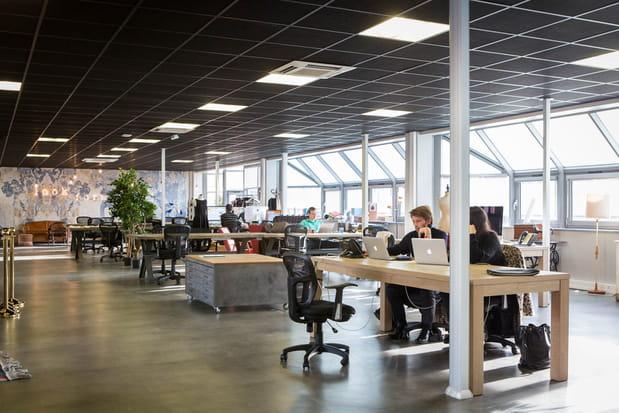 500 m² à disposition