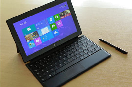 Surface Pro et Surface RT : toujours plus performantes en mobilité