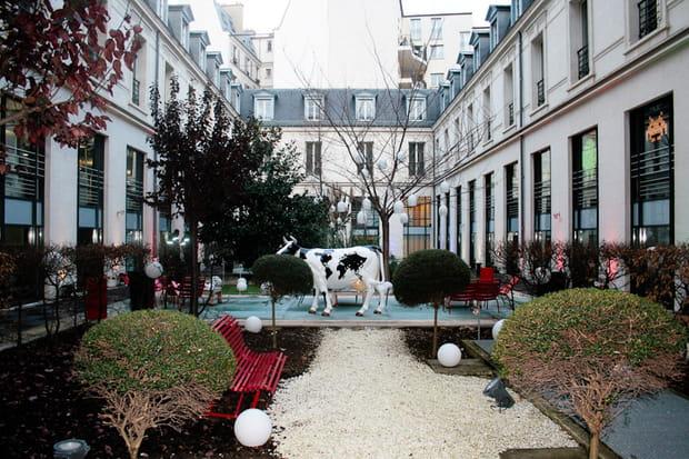 Google : hôtel particulier de 10 000 m²