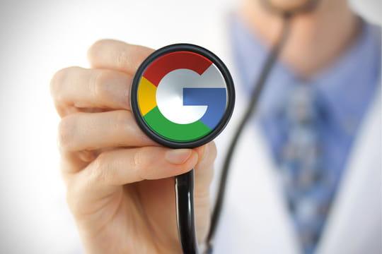 Le plan de Google pour devenir un géant mondial de la santé