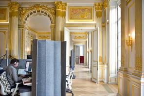 Visite du nouveau siège de Mozilla Europe à Paris