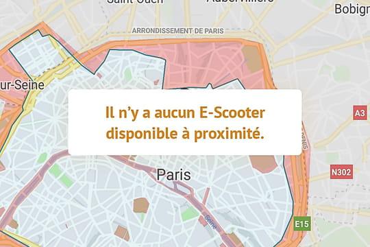 Trottinettes à Paris: la moitié des opérateurs ont disparu