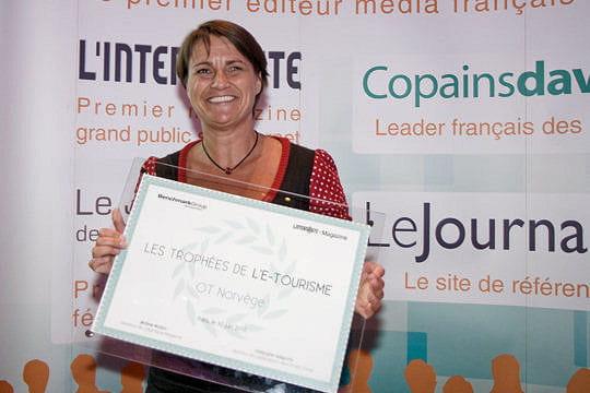 Prix du site touristique étranger