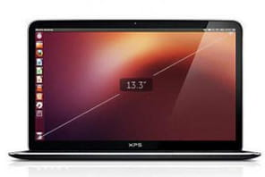 Dell lance un ultrabook Ubuntu haut de gamme