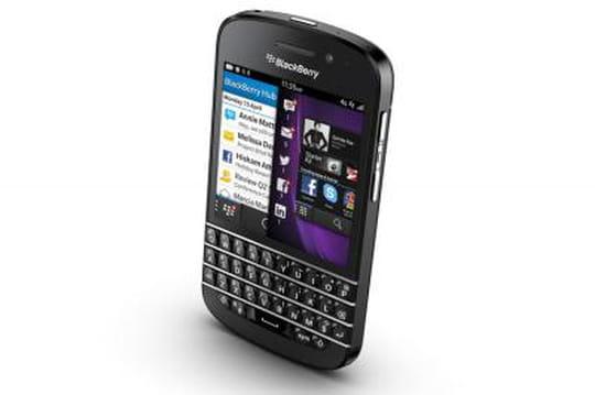 BlackBerry va privilégier les smartphones à clavier