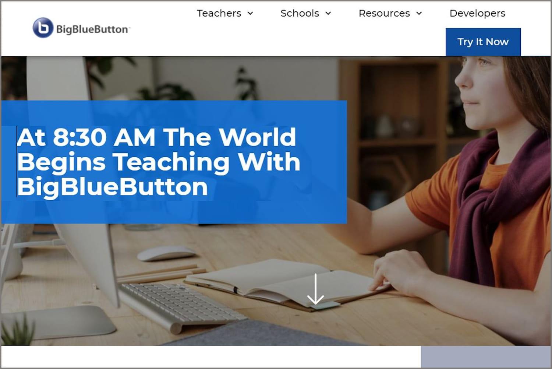 BigBlueButton: visioconférence open source axée formation
