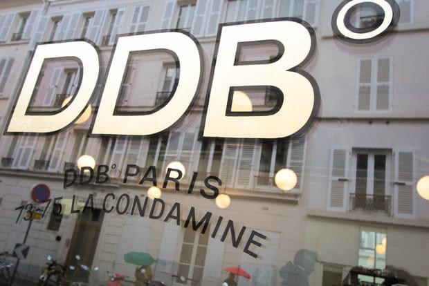 Enseigne DDB Paris