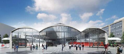 Le méga-incubateur parisien financé par Xavier Niel en images
