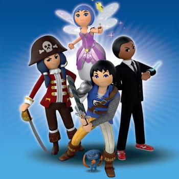 super 4, des personnages playmobil déclinés en dessin animé... et bientôt