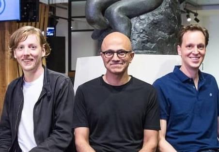 Microsoft absorbe GitHub pour 7,5milliards de dollars