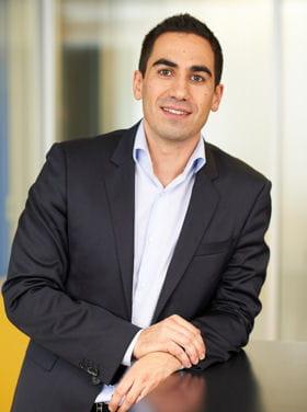 charles egly est le co-fondateur et président du directoire de prêt d'union.
