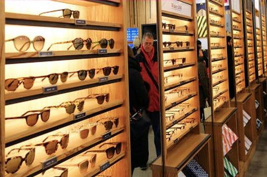 Warby Parker levée stratégie