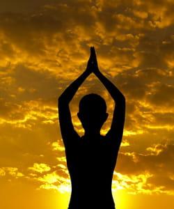 une séance de yoga le dimanche soir vous déstresse.