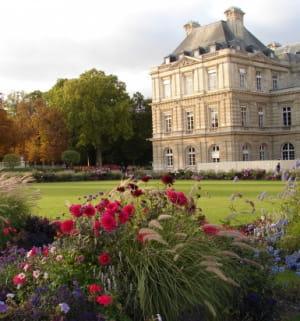 le palais du luxembourg, où siègent les sénateurs.