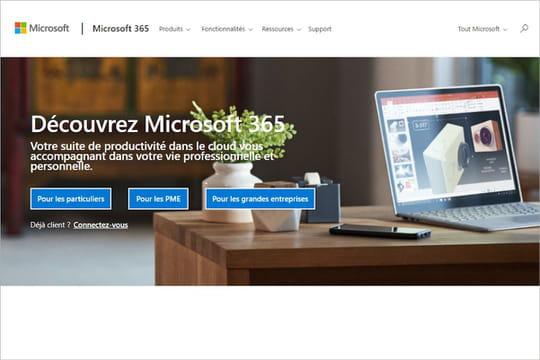 Office 365 rebaptisé Microsoft 365 et enrichi pour le grand public