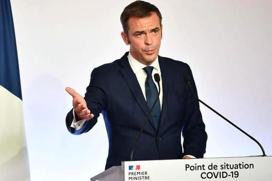 Discours d'Olivier Véran: suivez la conférence de presse en direct